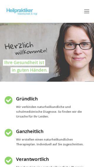 Mobile preview of ihre-heilpraktiker.berlin