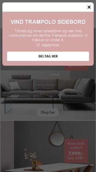 Mobile preview of ilva.dk
