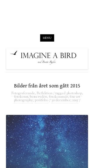 Mobile preview of imagineabird.se