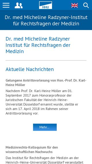 Mobile preview of imr.duslaw.de