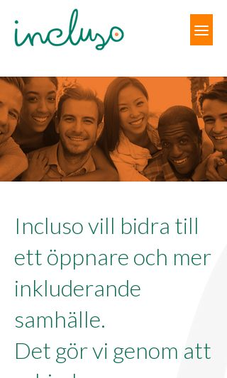 Mobile preview of incluso.se
