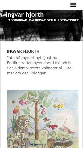 Mobile preview of ingvarhjorth.n.nu