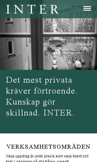 Mobile preview of inter.se
