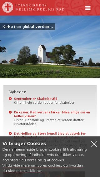 Mobile preview of røsten.dk
