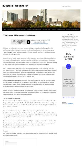 Mobile preview of investeraifastigheter.n.nu