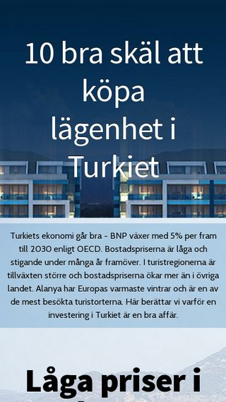 Mobile preview of investeraiturkiet.se