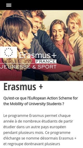 Mobile preview of jeunesseenaction.fr