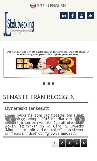 Mobile preview of jlsu.se