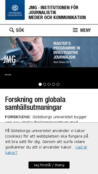 Mobile preview of jmg.gu.se
