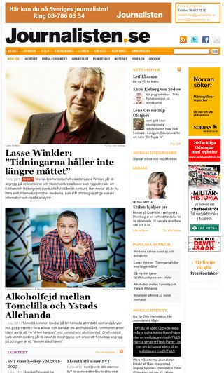 Mobile preview of oberoendemedia.se