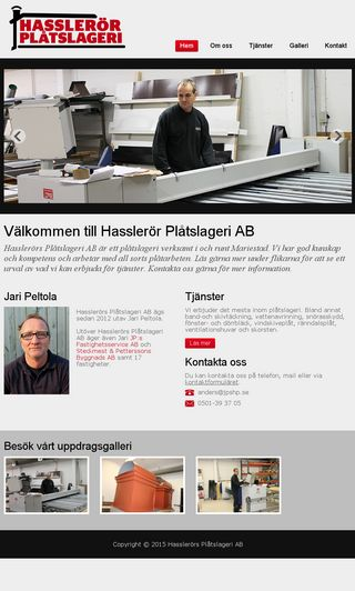 Mobile preview of jpshp.se