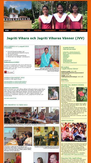 Mobile preview of jvv.se