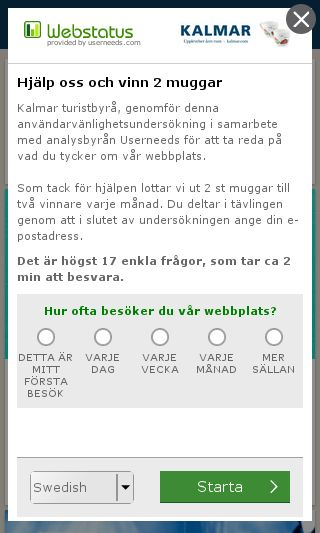 Mobile preview of kalmar.com