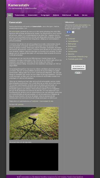 Mobile preview of kamerastativ.n.nu