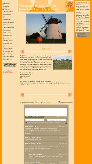 Mobile preview of karlevi-stenkvarn.se