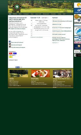 Mobile preview of karlstadgk.se
