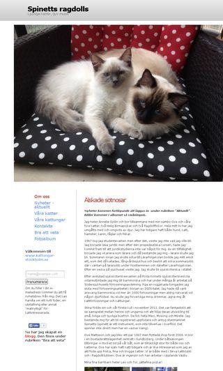 Mobile preview of kattungar-stockholm.se