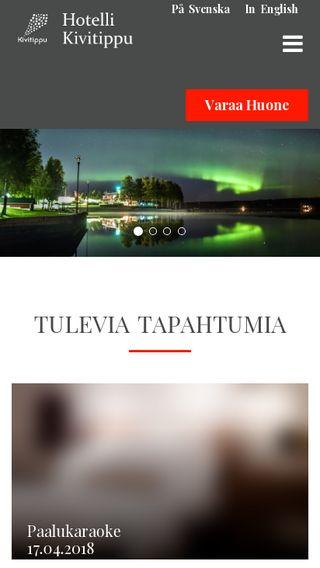 Mobile preview of kivitippu.fi