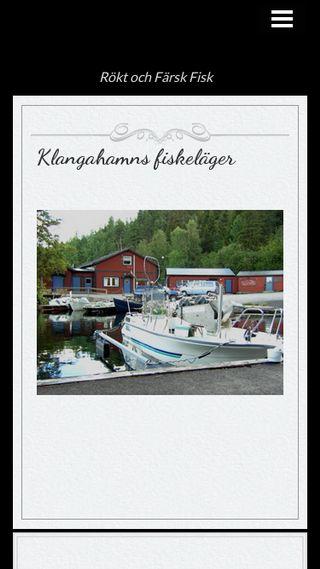 Mobile preview of klangahamn.n.nu