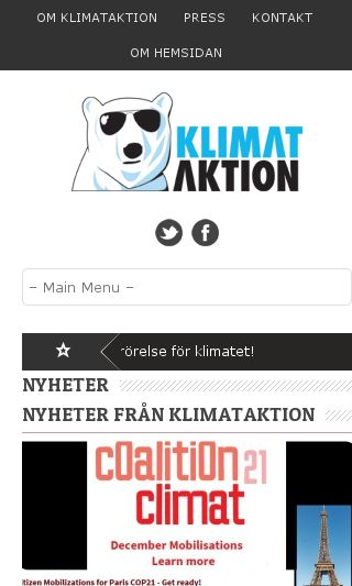 Mobile preview of visionettklot.se
