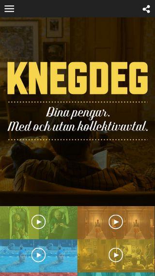 Mobile preview of knegdeg.se