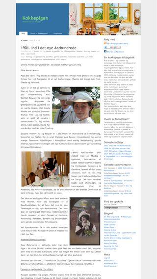 Mobile preview of kokkepigen.natmus.dk