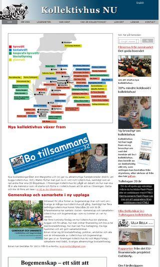 Mobile preview of rudbeckiakollektivhus.se