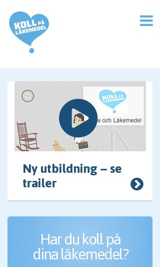 Mobile preview of kollpalakemedel.se