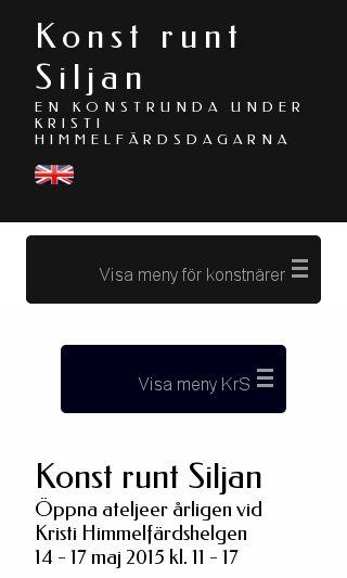 Mobile preview of konstruntsiljan.se