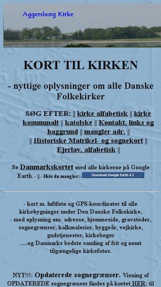 Korttilkirken Dk Domainstats Com