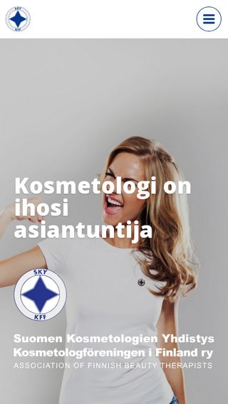 Mobile preview of kosmetologitsky.fi