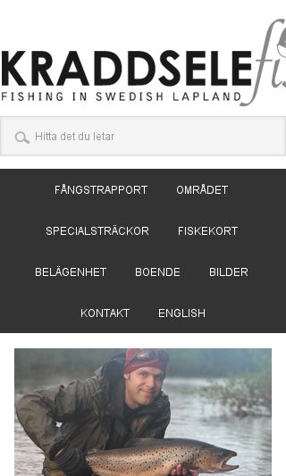 Mobile preview of kraddselefiske.se