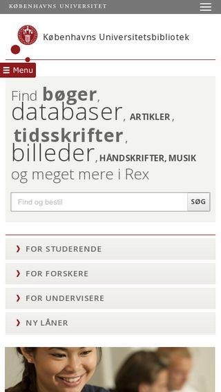 Mobile preview of kub.ku.dk