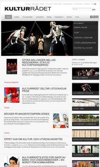 Mobile preview of folkochkultur.se