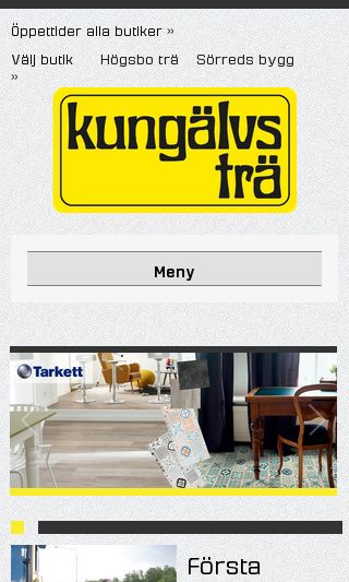 Mobile preview of kungalvstra.se