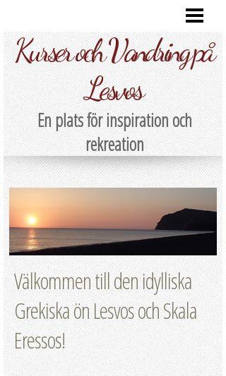 Mobile preview of kurservandringlesvos.se