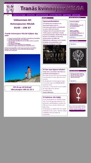 Mobile preview of kvinnojourenhelga.se