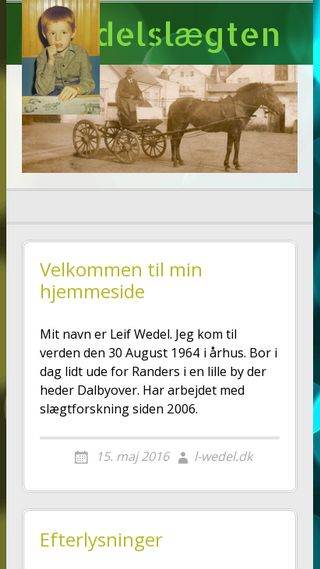 Mobile preview of l-wedel.dk