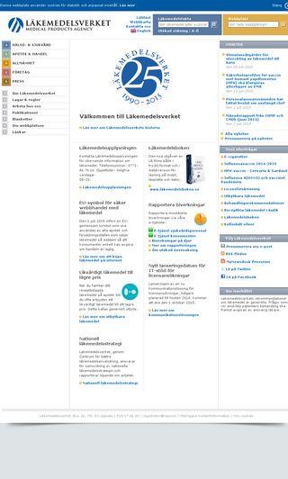 Mobile preview of e-vis.se