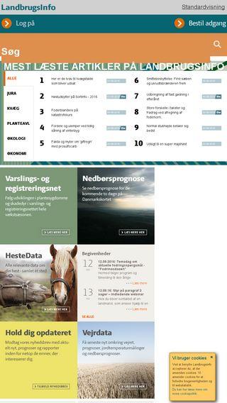 Mobile preview of dakofo.dk