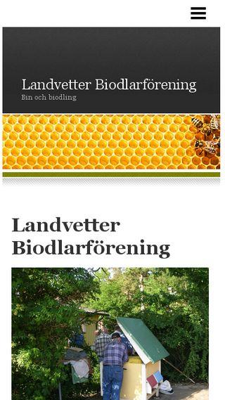 Mobile preview of landvetterbf.n.nu