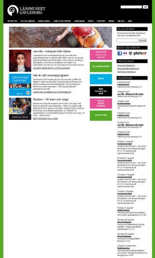 Mobile preview of lansmuseetgavleborg.se