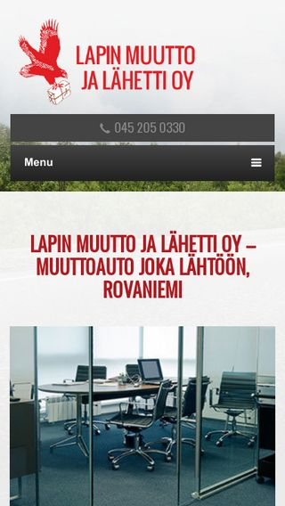 Mobile preview of lapinmuutto.fi