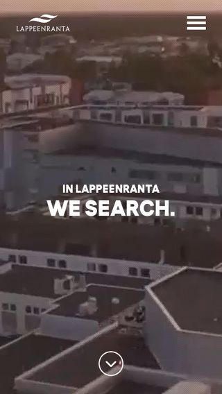 Mobile preview of lappeenranta.fi