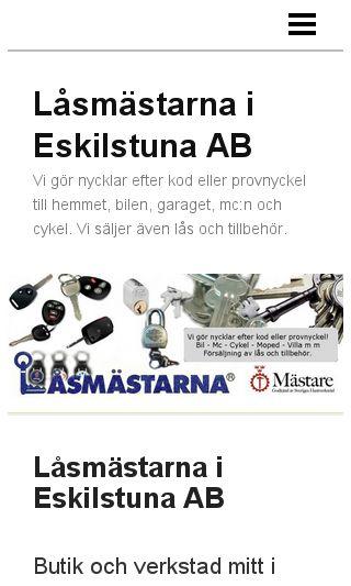 Mobile preview of lasmastarna.nu
