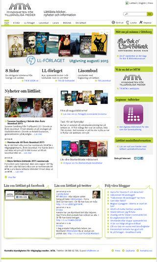 Mobile preview of lattlast.se