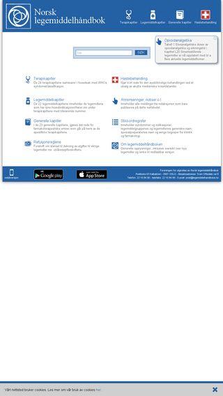 Mobile preview of psykologoslo.net