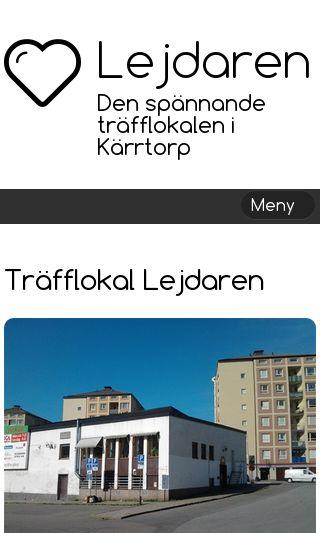 Mobile preview of lejdaren1.se
