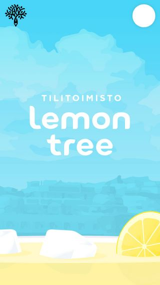 Mobile preview of lemontree.fi
