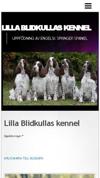 Mobile preview of lillablidkulla.n.nu